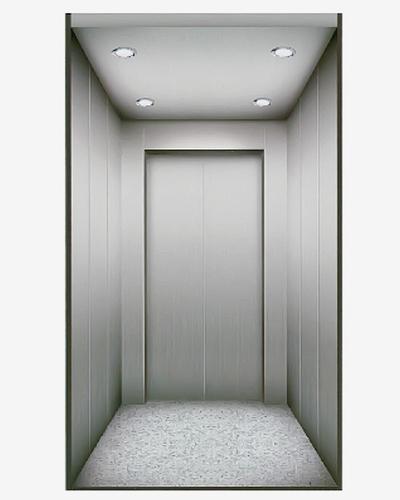 Single person mini home elevator