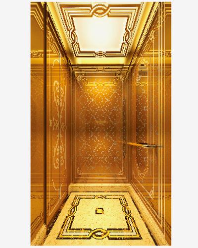 Home Elevator Car Decoration F-H09 Optional