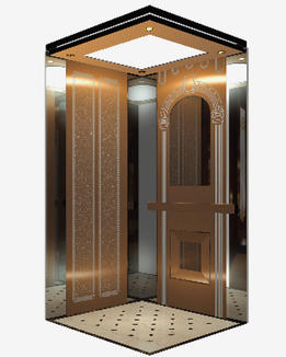 Home Elevator Car Decoration F-H10 Optional
