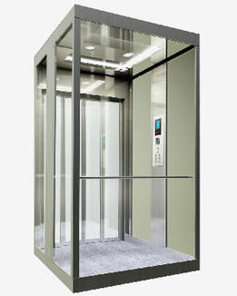 Home Elevator Car Decoration F-H12 Optional