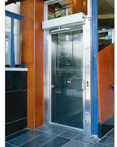 Modern building home elevator