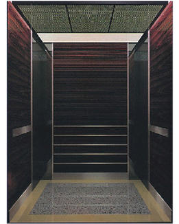 Passenger elevator F-K16 Optional