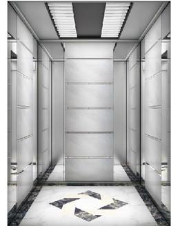 Electrical residential passenger elevators